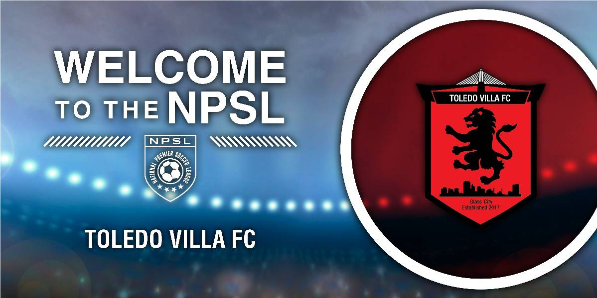 HOLY TOLEDO!: NPSL adds Toledo Villa FC as expansion team