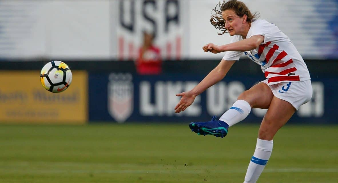 ROOM FOR ONE MORE: U.S. women add Sullivan to training camp roster