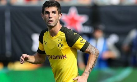 LONDON BOUND: Dortmund transfers Pulisic to Chelsea for a U.S.-record $73M