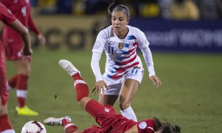 OFFSIDE REMARKS: Plenty of problems for the U.S. women, but no need to panic, it's still early