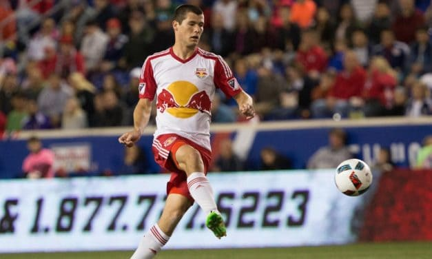 RE-UPPING: Ex-Red Bulls defender Ouimette returns to Indy