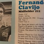 OFFSIDE REMARKS: Remembering the great Fernando Clavijo