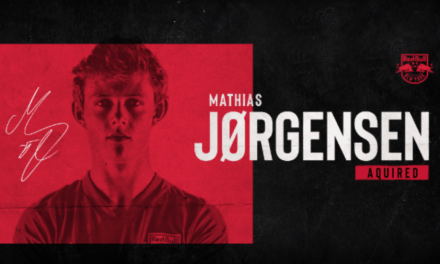 A GREAT YOUNG DANE: Red Bulls sign U-19 international Jorgensen