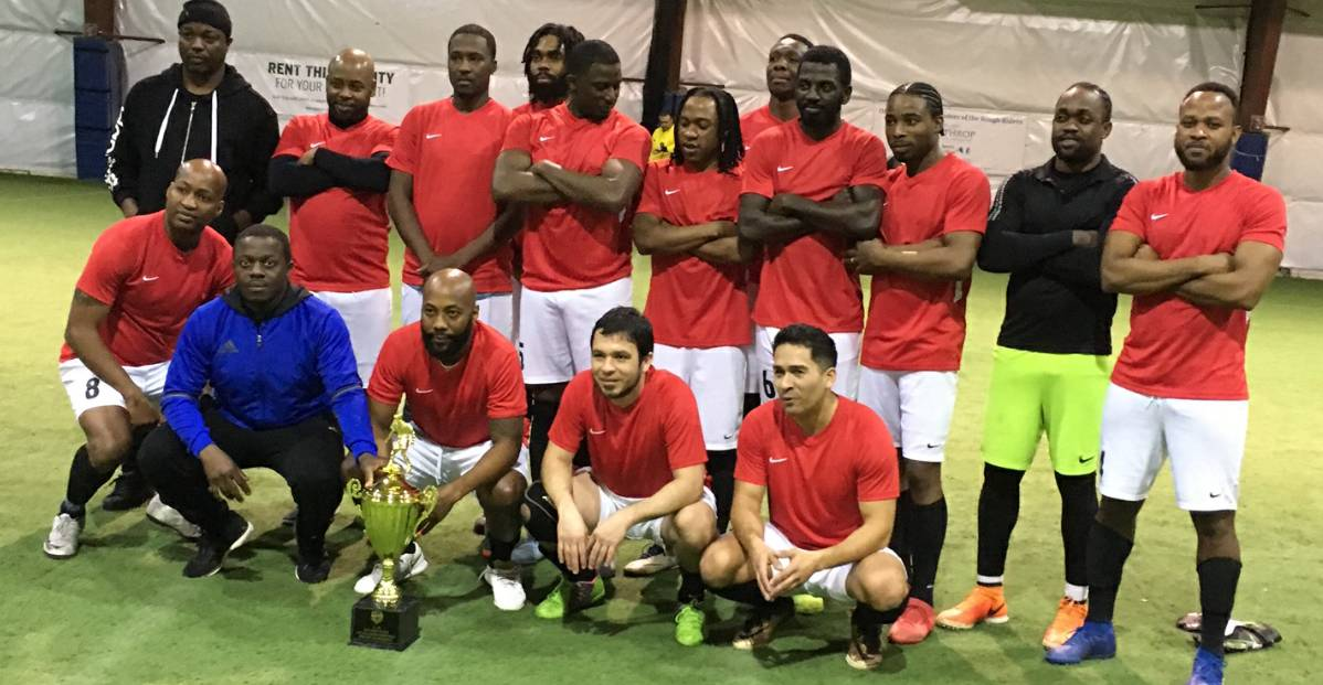ALL THEY KNOW IS HOW TO WIN: Glen Cove rolls to LISFL O-30 indoor crown