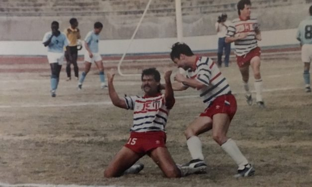 IT WAS 29 YEARS AGO TODAY: When Puerto Rico beat Dominican Republic in the first game of WCQ of USA '94