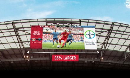 ENHANCEMENTS AND CUT BACKS: Red Bull Arena getting bigger video boards, smaller capacity