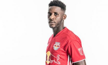 HE'S GONE FOR GOOD: Red Bulls transfer Abang to Chinese club