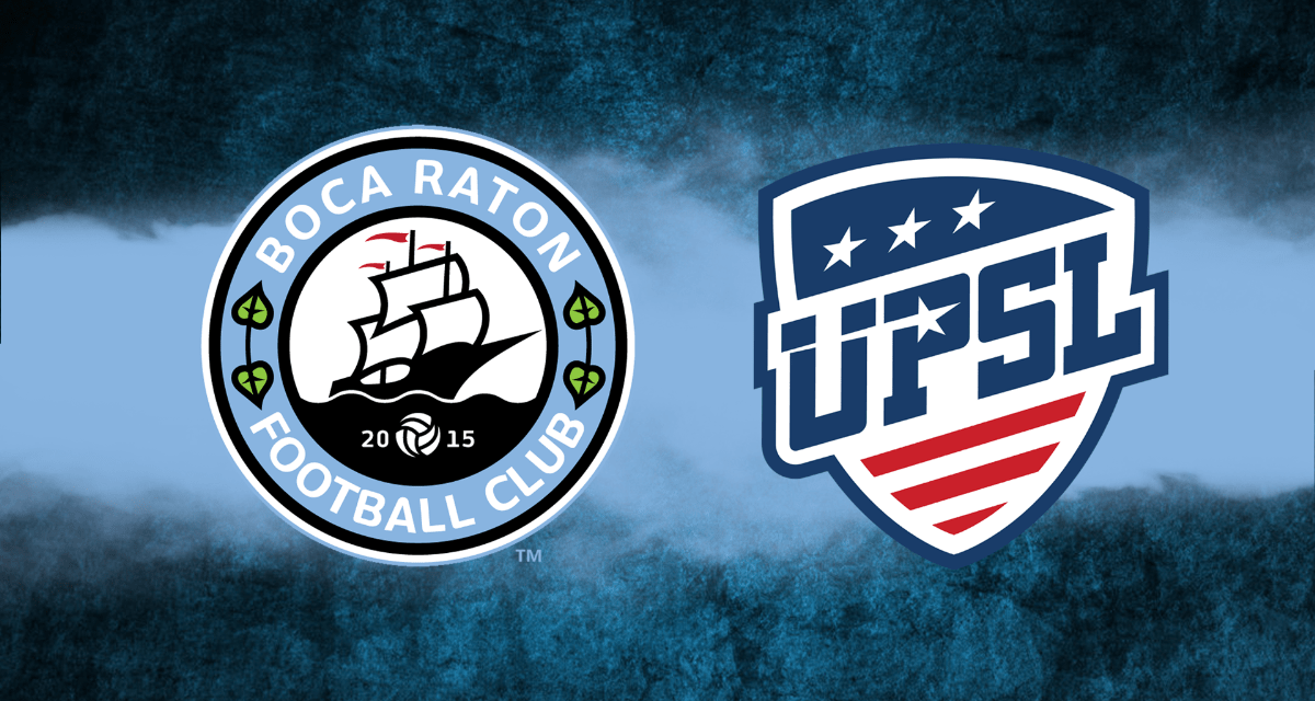 JUMPING LEAGUES: Boca Raton FC moves from NPSL to UPSL