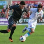 BOLSTERING THE DEFENSE: Cosmos sign Kevin Venegas