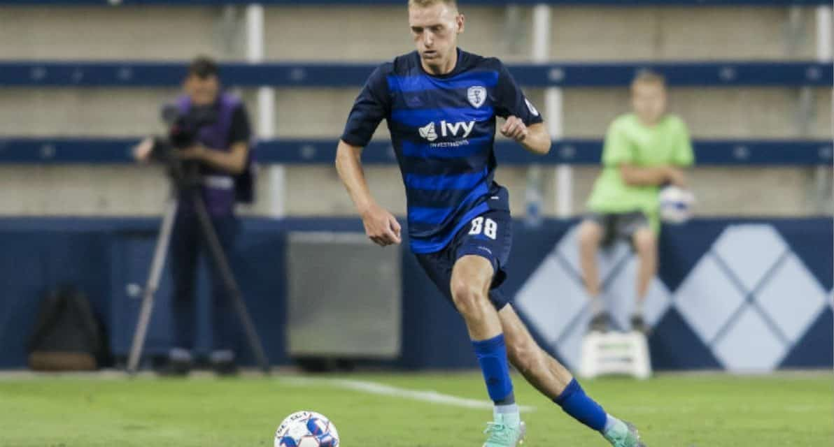 WELCOME, MATT: Cosmos sign ex-Fordham defender Lewis