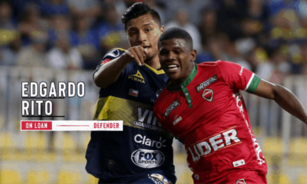 HE'LL BE RIGHT BACK: Red Bull II adds Venezuelan defender Rito on loan