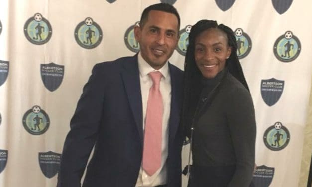 CRYSTAL SPEAKS: At Albertson SC Hall of Fame dinner