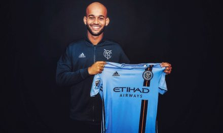 SOME BRAZILIAN FLAIR: NYCFC adds striker Heber to bolster its front line