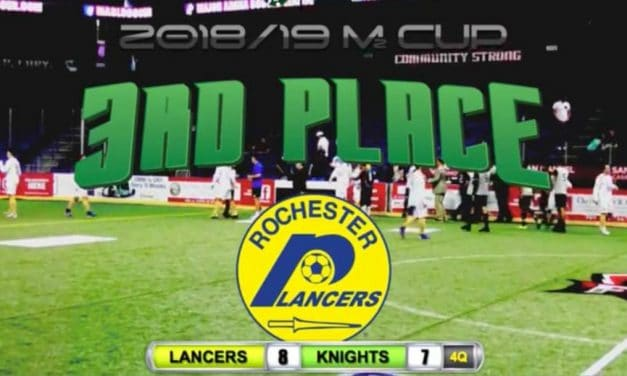 THIRD BEST: Late goal propels Lancers to win in MASL2 third-place match