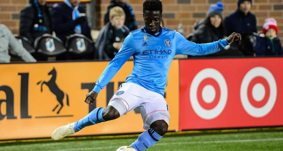 SECOND-HALF FIASCO: After a promising start, NYCFC loses lead, settles for disappointing draw in Orlando
