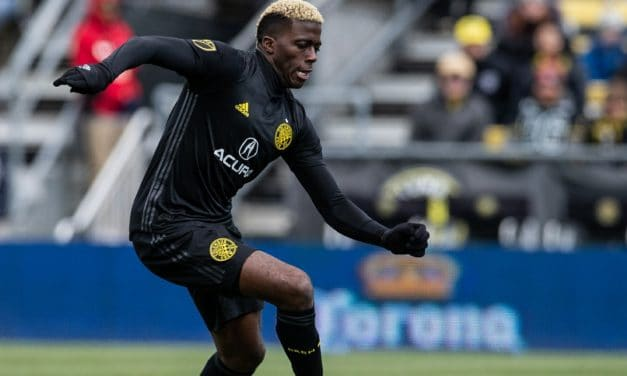 LUCKY SHOT: Zardes' deflection lifts U.S. men over Ecuador