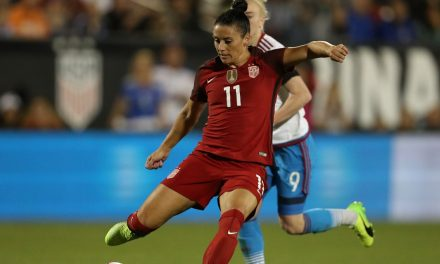 MANY HAPPY RETURNS: Krieger, Horan, Long back with USWNT for April friendlies
