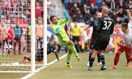 THE SUB WHO WAS A DESTROYER: After replacing an injured Valot, Muyl's brace sparks Red Bulls to comeback win