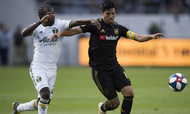 MLS PLAYER OF THE WEEK: LAFC's Vela nabs the honor