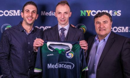 GETTING THEIR MAN: Cosmos announce signing of Albanian captain Agolli