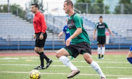 NEW HOME, SWEET, HOME: Cosmos to play at Mitchel Athletic Complex