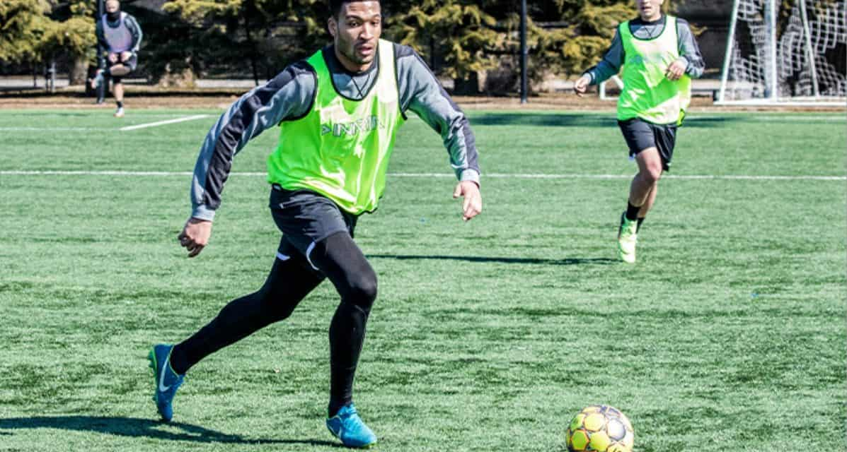 AN OPPORTUNITY OF A LIFETIME: Cosmos' Dennis captains U.S. Virgin Islands national team