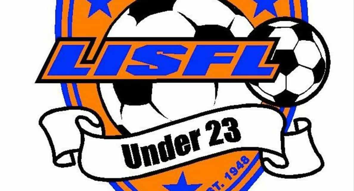ROUND OF 16: Of LISFL's Ryder-Vass U-23 playoffs Sunday
