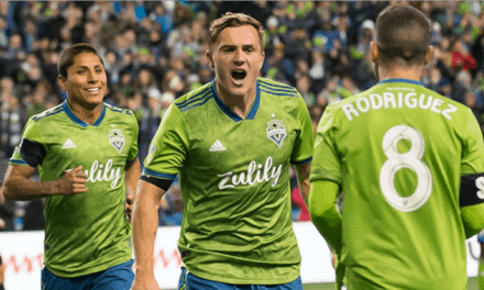 A TRIUMPHANT RETURN, REWARD: MLS names Morris 1st player of the week this season
