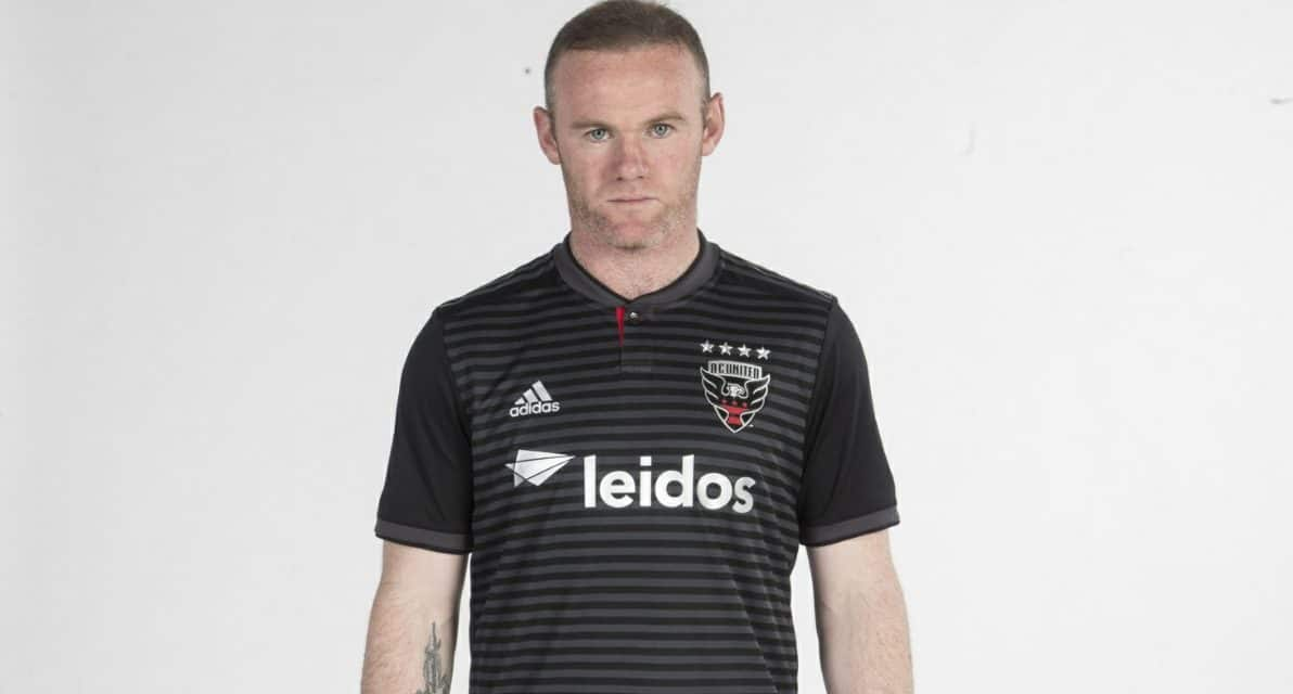 HAT'S OFF TO HIM: Rooney (3 goals, 1 assist) named MLS player of the week