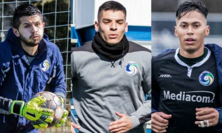 BACK FOR MORE: Tenjo, Guarnera, Sanchez return to Cosmos