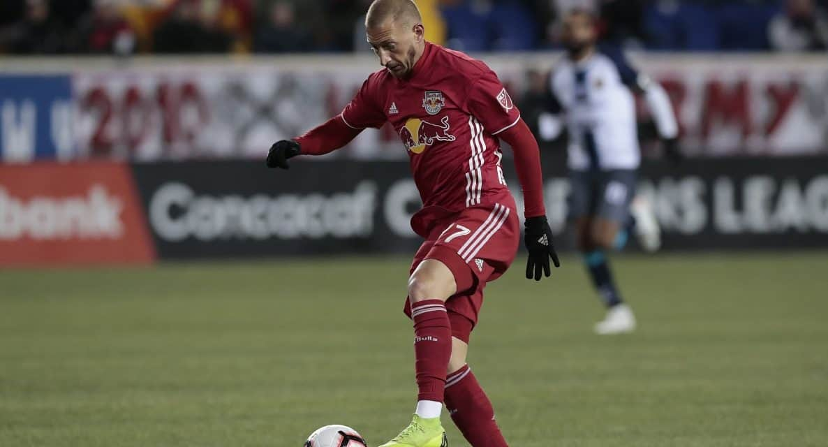 A MELTDOWN FOR THE AGES: Red Bulls surrender 4 goals in 9 minutes to exit CCL