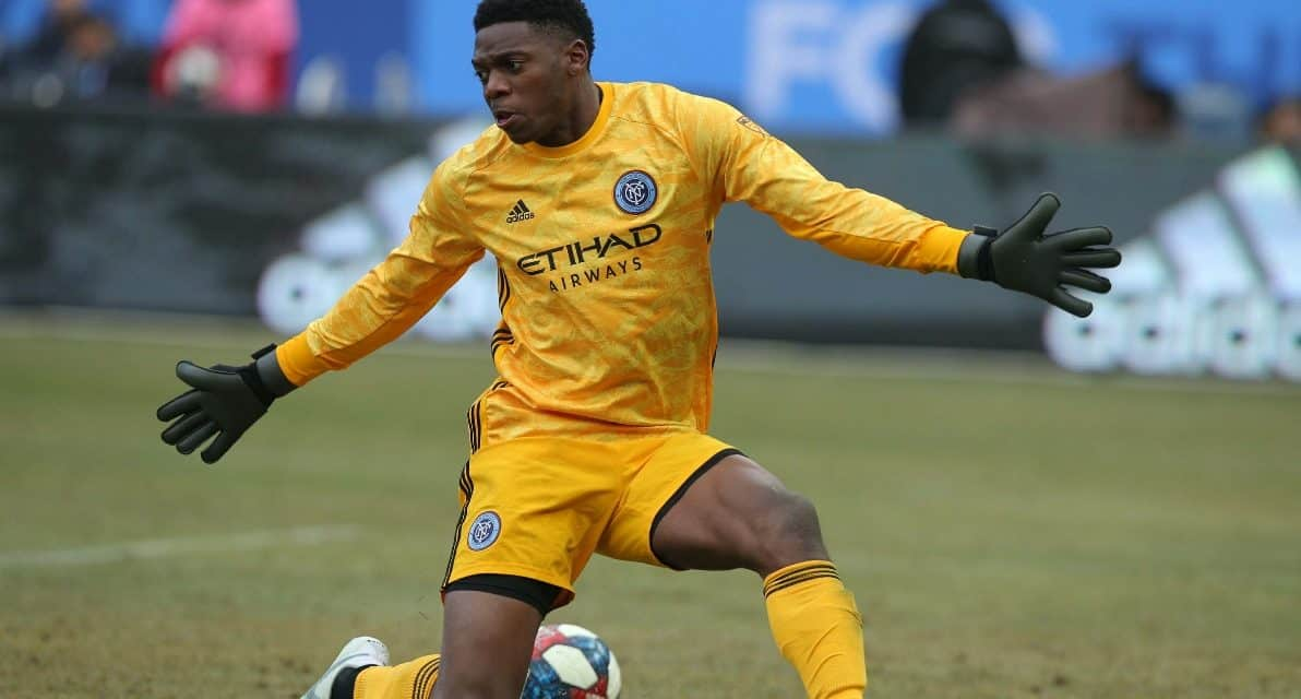 GOALKEEPERS' DUEL: Johnson, Hamid star as NYCFC, United wind up in 0-0 draw