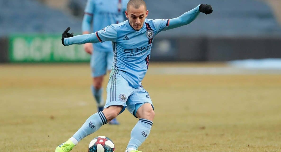 SOME FORWARD THINKING: Torrent: NYCFC will sign a striker soon