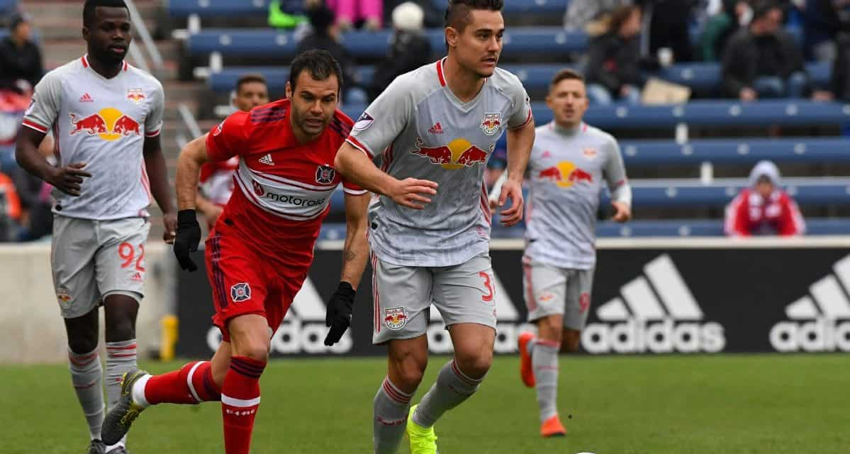 CAPTAIN'S REVENGE – AGAIN: McCarty, Fire blank listless Red Bulls