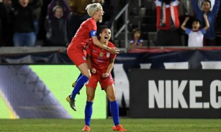 DEFENSE, WHAT DEFENSE?: U.S. women rally, but concede 3 goals in comeback victory