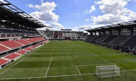 A CAPITAL IDEA: U.S. to start Gold Cup prep in D.C.