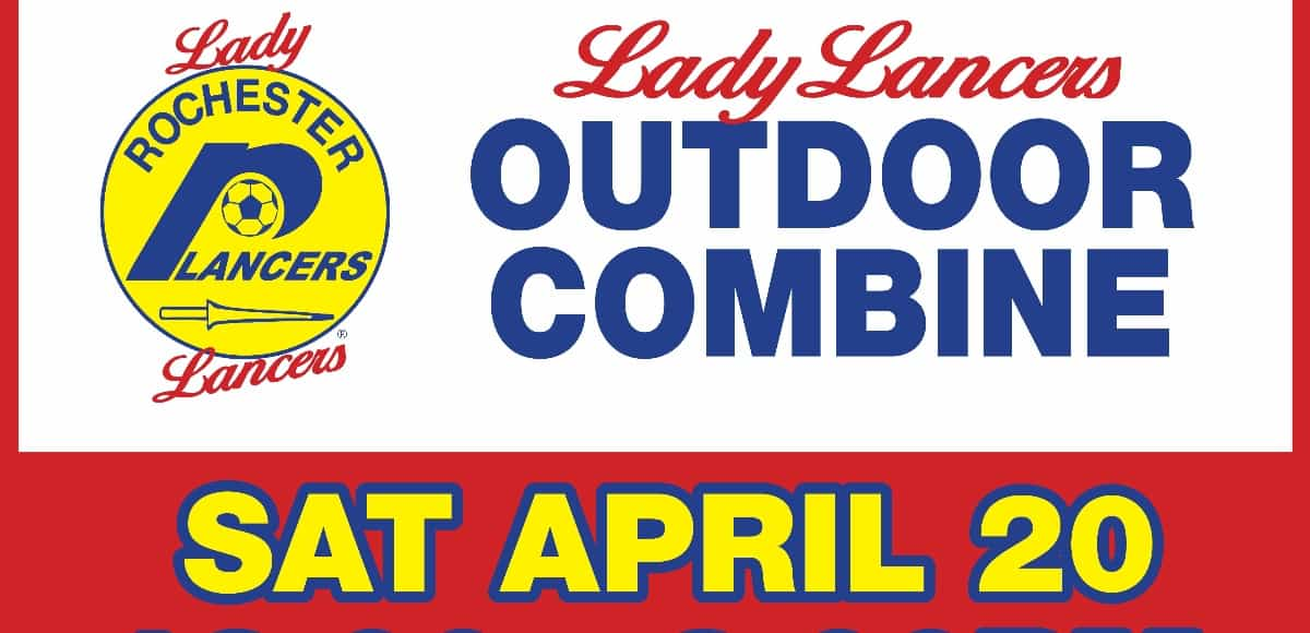 NEXT WEEK: Lady Lancers to hold combine April 20
