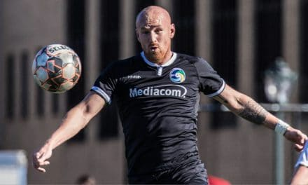 HANGING THEM UP: Ex-Cosmos Graf retires from soccer