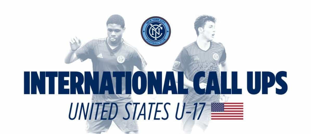 TAKING CENTER STAGE: U.S. U-17 men's coach wants Gio Reyna to run the show