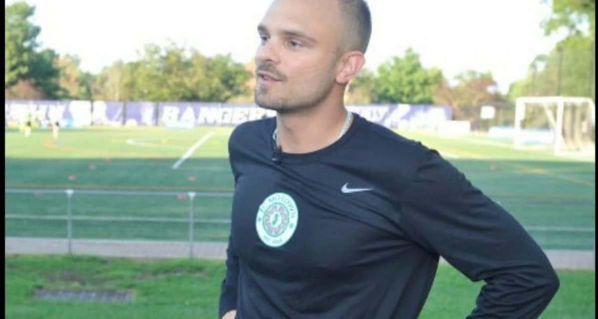 HE'S BACK: Sacir Hot returns to coach FC Motown