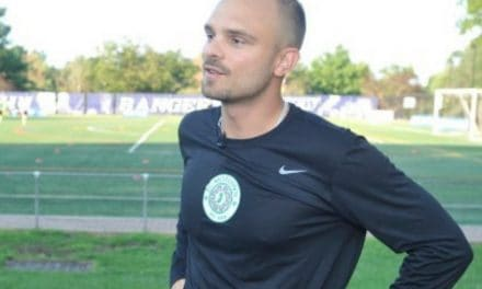 HE'S BACK: Sacir Hot returns to coach FC Motown