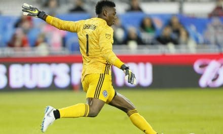 NO MAGIC FROM THIS JOHNSON: NYCFC goalkeeper on his own goal: no excuse