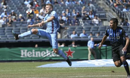 GIVE THEM A BRONX CHEER: Winless NYCFC booed by fans after playing 2nd home scoreless draw of the season