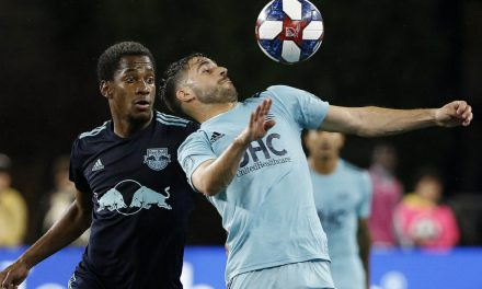 LOW FIVE: Red Bulls winless streak reaches 5 after loss at Revs