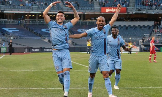 ONE WAS ENOUGH: NYCFC edges the Fire for its 2nd win in a row