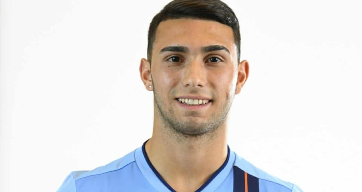 A LOAN ARRANGER?: NYCFC's Castellanos linked with Palmeiras