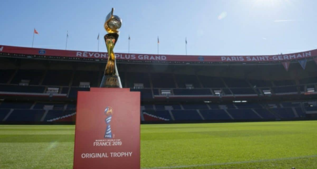COUNTING THE HOUSE: More than 720K tickets have been sold for Women's World Cup