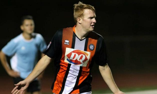 NPSL HONORS: Orange County FC's Frischknecht named player of week