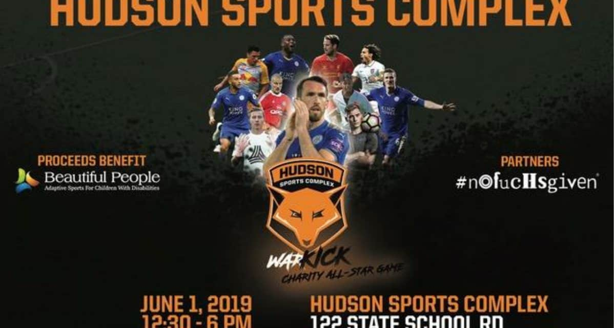 STARS ARE COMING OUT: Jones, Redknapp, Morgan, Fuchs at Hudson Sports Complex opening June 1
