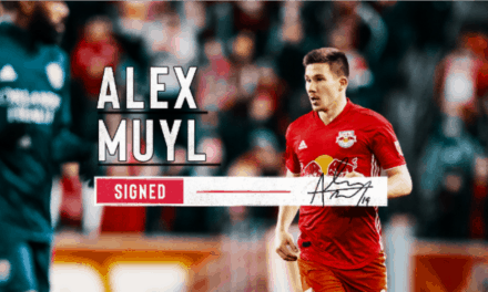 NEW CONTRACT: Red Bulls sign Muyl to new multi-year deal